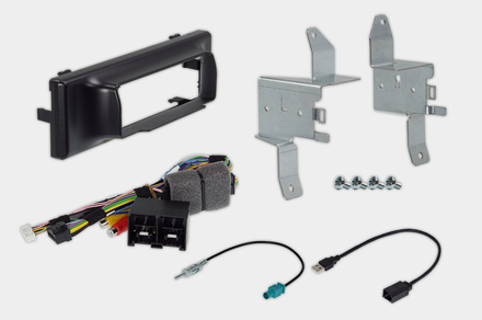 iLX-F903FTR - 1DIN installation kit included